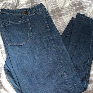 Vera Wang size 20W women's jeans